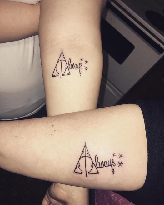 Matching Mother & Daughter Tattoo Ideas You\'ll Both Love | more.com
