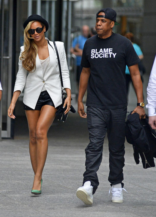 Get the Look: Beyonce's Casual Sophisticated Style | more.com