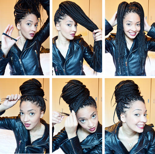 Stupendous 15 Box Braids Hairstyles That Rock More Com Short Hairstyles For Black Women Fulllsitofus