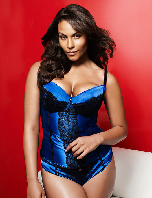 plus-size lingerie looks to heat up your holidays | more