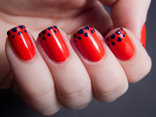simple nail designs - 17 Simple Nail Designs Even A Nail Newbie Can Do More.com