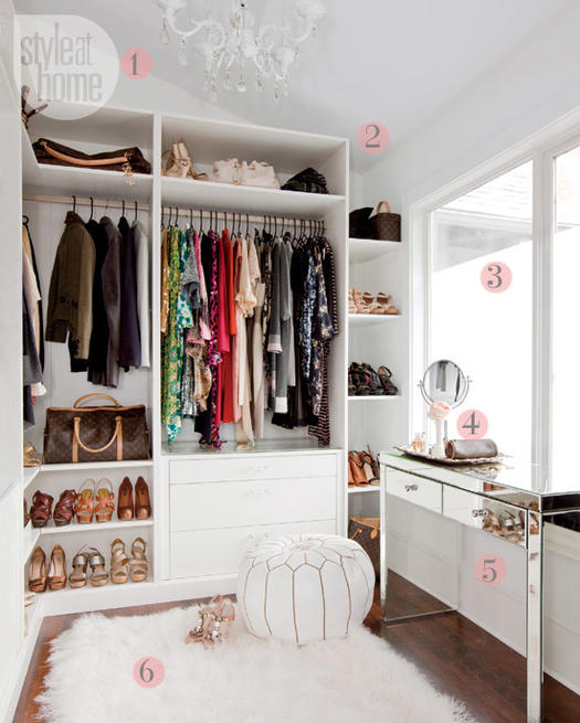 Dream Closet 14 Gorgeous Dressing Rooms To Inspire You