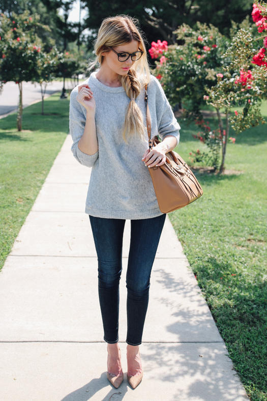 13 Stylish Ideas For How To Wear Skinny Jeans | more.com