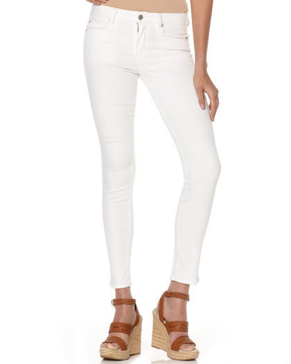 Best White Skinny Jeans Under $100 | more.com
