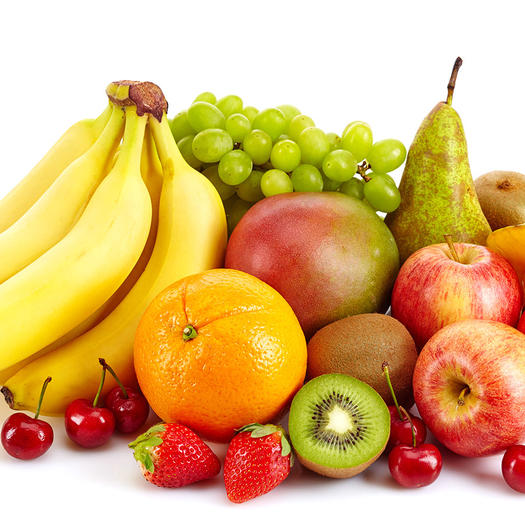 are apples fruits healthy fruits