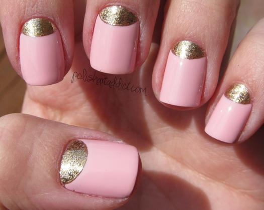 20 pretty in pink nail designs more pink nail designs prinsesfo Choice Image