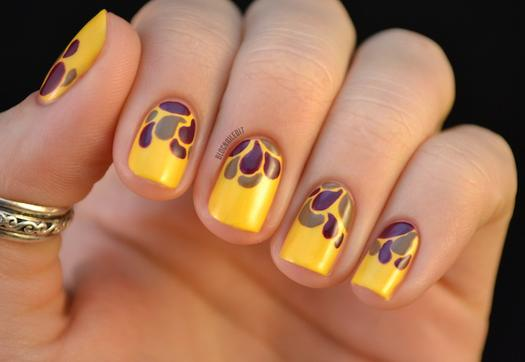 21 fall nail designs youll love more nail designs prinsesfo Images