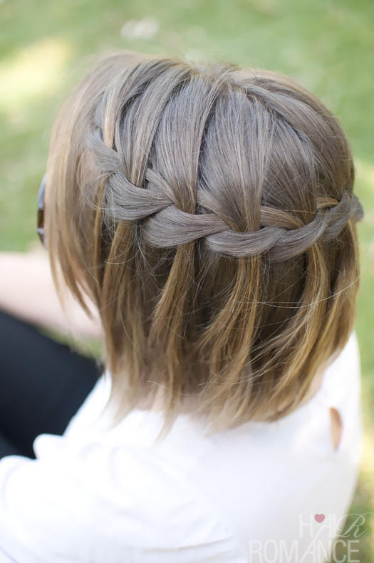 Excellent 11 Beautiful Braids For Short Hair More Com Hairstyle Inspiration Daily Dogsangcom