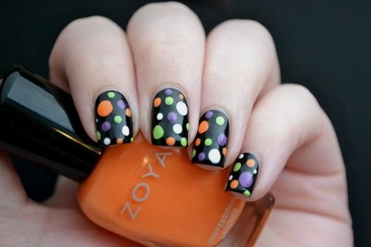 Pinterest's Best Halloween Nail Designs | more.com