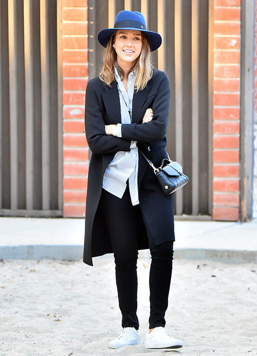 20 Reasons You Should Be Copying Jessica Albas Off-Duty