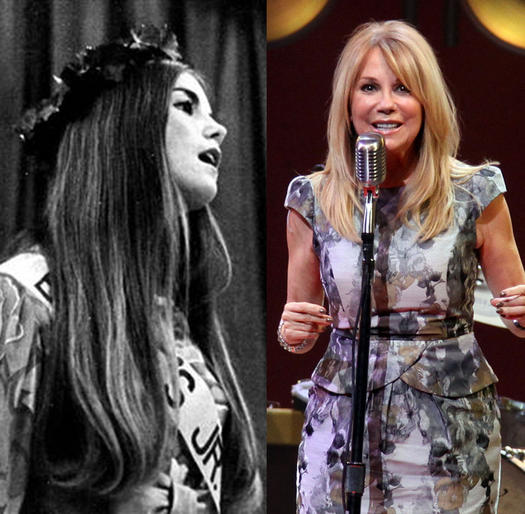 kathie lee gifford pageant contestant - 23 Celebs Who Started Out as Pageant Queens