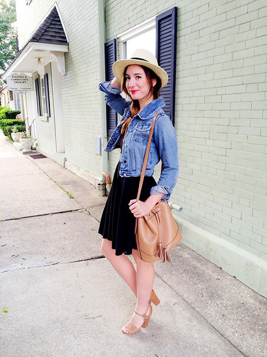 41 Ways To Dress Like A Fashion Editor Modeled By Us: 41 Ways To Wear Your LBD