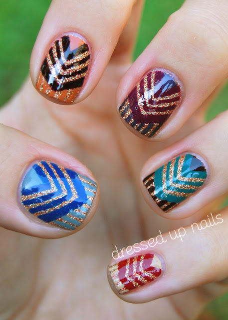 21 fall nail designs youll love more nail designs prinsesfo Gallery