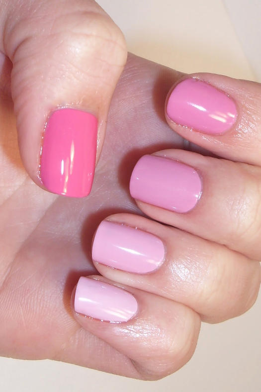20 pretty in pink nail designs more pink nail designs prinsesfo Image collections