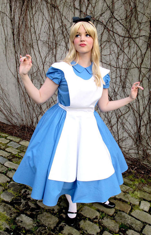 Alice In Wonderland Halloween Costumes You'll Go Mad For   more.com