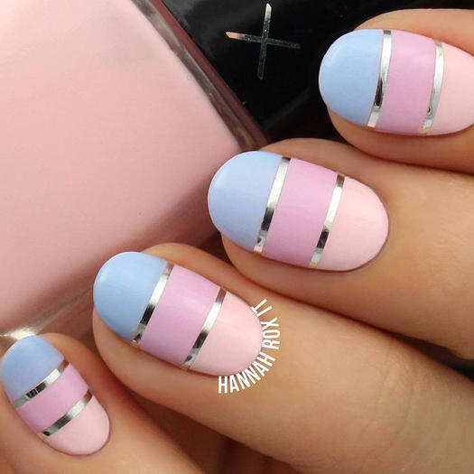 Amazing Matte And Chrome Nail Art Looks You Have To Try