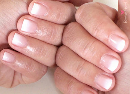 French manicure nail designs beyond boring white tips more ombre french manicure urmus Choice Image