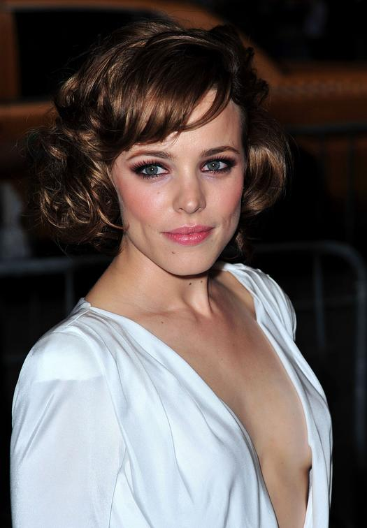 Beauty Lookbook Rachel Mcadams 10 Best Hairstyles More Com