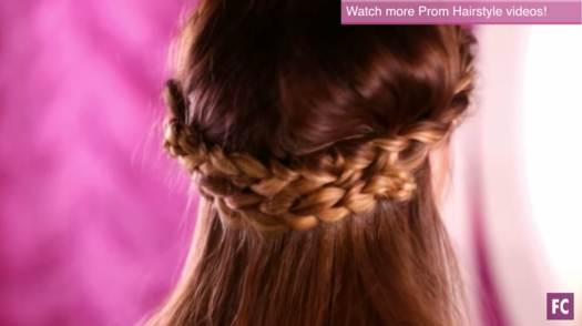 Easy HalfUp HalfDown Hairstyles To Rock For Any Occasion Morecom - Hairstyle easy videos