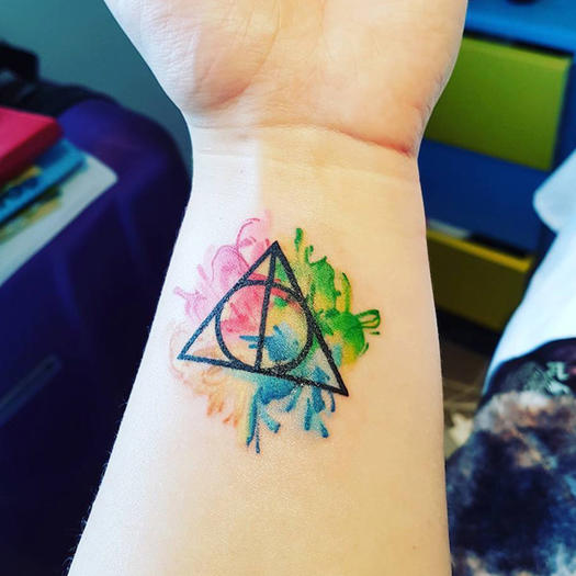 Image Result For Harry Potter Tattoos
