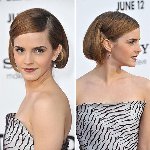 Formal Hairstyles For Short Hair How To : 15 glamorous updos for short hair more.com