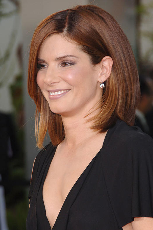 16 chic hairstyles for fine hair more sandra bullock urmus Image collections