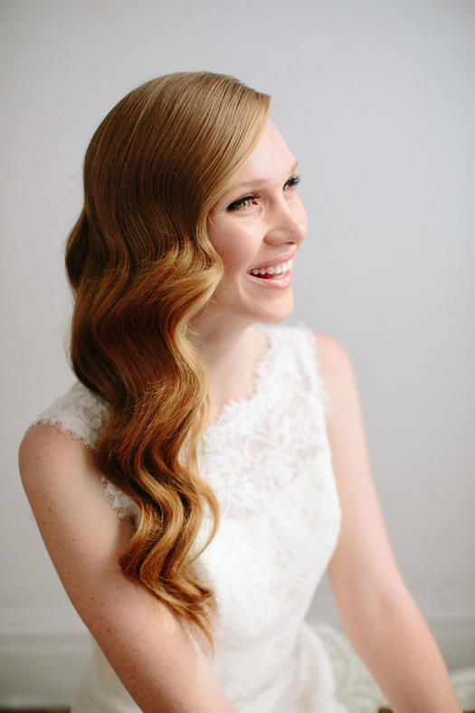 Vintage Wedding Hairstyles: Retro Looks for Classic Brides | more.com