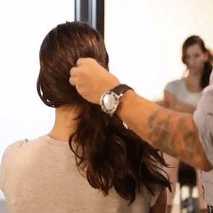 Outstanding How To Do A Messy Side Bun More Com Hairstyles For Men Maxibearus