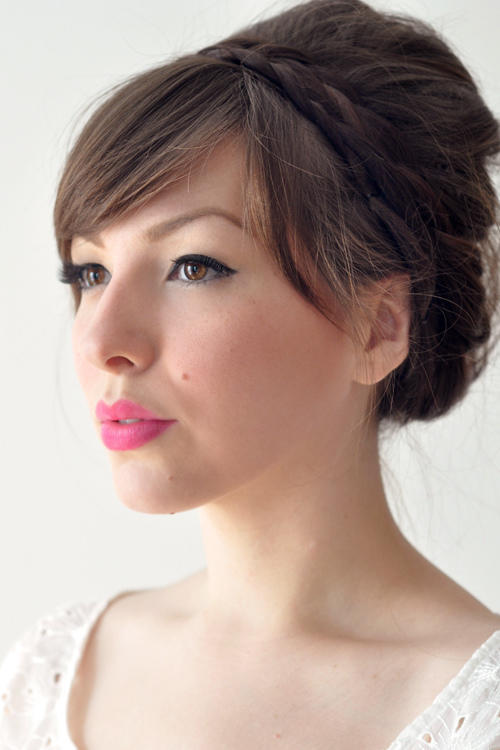 Remarkable 9 Beautiful Bridesmaid Hairstyles More Com Hairstyle Inspiration Daily Dogsangcom