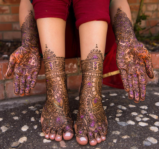 Traditional Henna Tattoo: 16 Henna Tattoos You'll Want This Summer