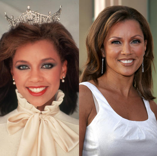 vanessa williams miss america - 23 Celebs Who Started Out as Pageant Queens