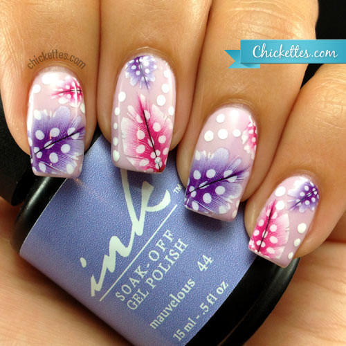 17 simple nail designs even a nail newbie can do more easy nail designs prinsesfo Image collections