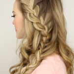french braid hairstyles