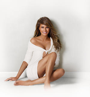 Melania Trump Says, Beauty is Skin Deep