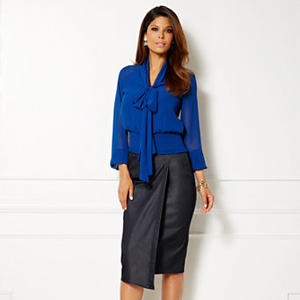 5 Must-Have Pieces from the Eva Mendes Collection