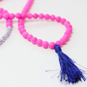 Make Your Own: Beaded Tassel DIY Necklace
