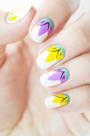 May Flowers: Give These Spring Nails a Try