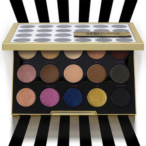 Sneak Peek of the Urban Decay x Gwen Stefani Palette that Launches this Month