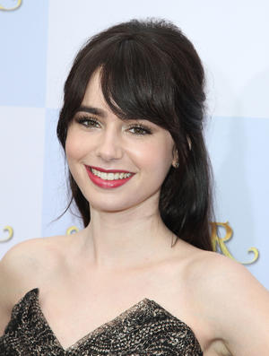 Get the Look: Lily Collins, the Fairest of Them All