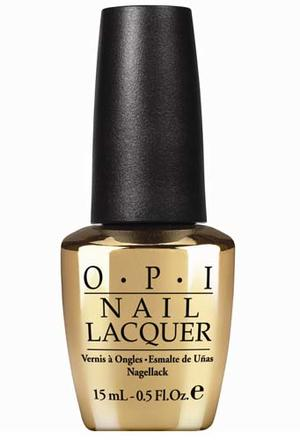 OPI's Holiday Lacquer Collection Goes Bond, James Bond