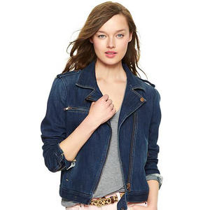 Jean Jackets with a Twist