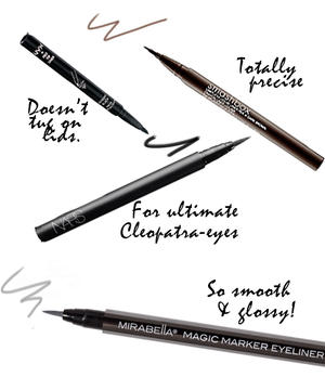 Pretty, Please! Liquid Liner Pens