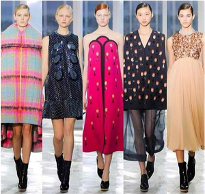 New York Fashion Week Fall 2014 Recap Day 4: Brighter Colors, Bolder Prints