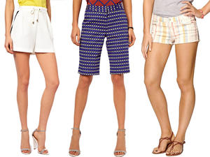 Shorts for Every Shape