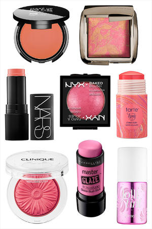 8 Best Blush Colors for a Gorgeous Cheek
