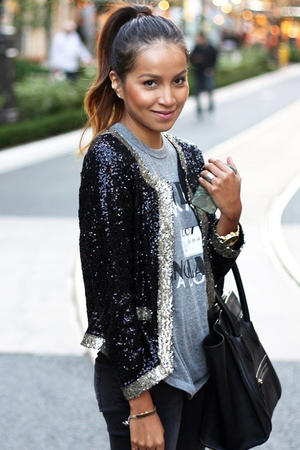 Trend to Try: Sparkly Spring Sequins