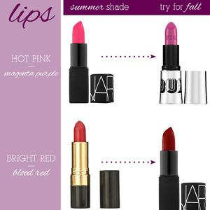 How to Transition Your Makeup From Summer to Fall