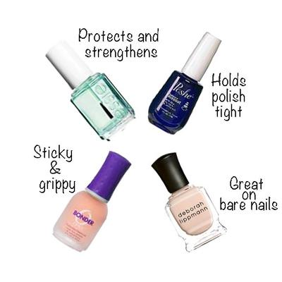 The Best Base Coats for Beautiful, Groomed Nails | more.com