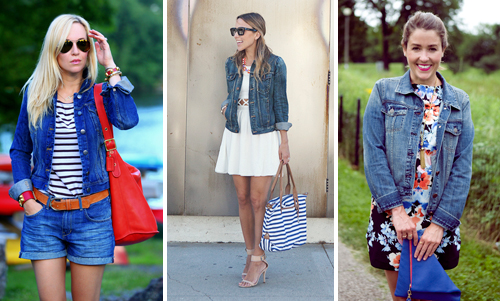 How to Style Your Denim Jacket | more.com