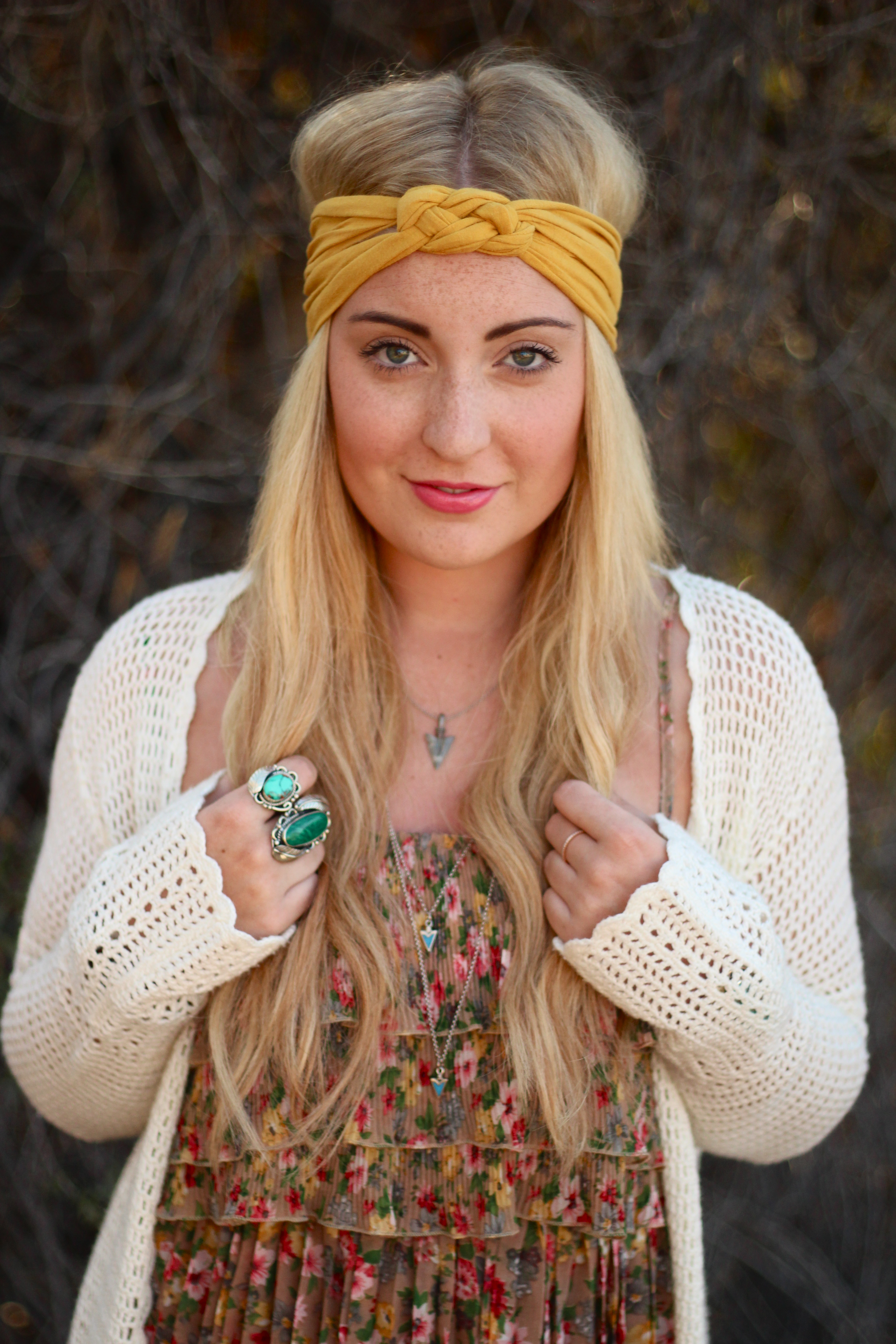 I Love Mixing Up My Hairstyles When I Wear Turban Headbands My Two  Favorite Ways To Wear These Are With A Braid, I Love My Bohemian Braid For  This,